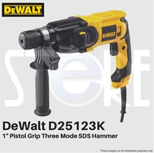DeWalt D25123K Three Mode SDS Hammer Drill