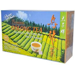Prince of Peace Premium Oolong Tea 100 Tea Bags (2 g) Each