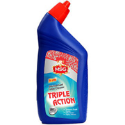 MSG Triple Action Toilet Cleaner 500ml
