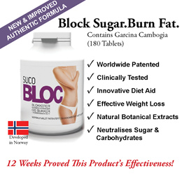 [BUY 1 GET 1] Qoo10 BEST DEAL EVER! Block Sugar Burn Fat. Contains Garcina Cambogia [180 Tabs]