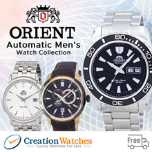 [CreationWatches] Orient Automatic Mens Watch Collection