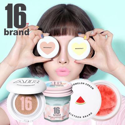 Qoo10 16 Brand Pact Cosmetics
