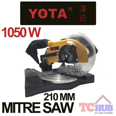Qoo10 yota mitre saw 210mm tools gardening for Gardening tools mitre 10