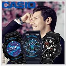 Waterproof Watch/Sport CASIO GENUINE* CASIO g-shock  COLLECTION! Digital Watch and 1 year warranty