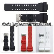16mm Watch Band Matt/Glossy Strap fit Casio G Shock GA-100 GA-300 GD-100 GA-120 GA100B GA110