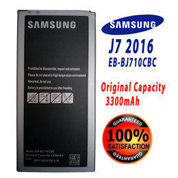 For Samsung Galaxy J7(2016) Phone Li-ion Internal Rechargeable 3300mAh Battery EB-BJ710CBC