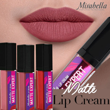 [11.11] Free Giveaway 100pc SOLD_Mirabella Lip Cream Matte All Variant_best seller_lipstick