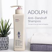 Adolph Anti-Dandruff Shampoo#SMOOTH  SILKY SHAMPOO#800g