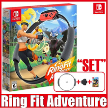 [NEW ARRIVAL]Switch Ring Fit Adventure Standard Edition//Today Shiipping NO DELAY