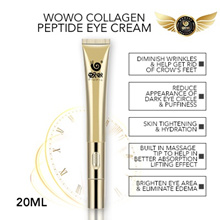 WOWO Collagen Peptide Eye Cream Massager