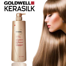 Goldwell Kerasilk Ultra Rich Keratin Care Shampoo 1000ml | Daily Intense Mask 1000ml 🌟