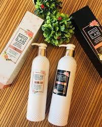 DAYCELL(DAYCELL) Medilab Blossom Body Whitening Set / 2 Bottle / Body Wash  + Body Lotion /
