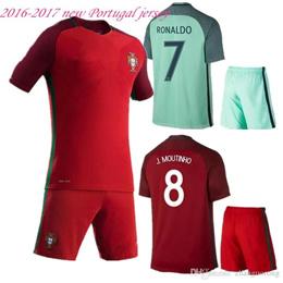 New 2016-2017 Portugal Men  s kit Jersey football shirts 16 17 Portugal Men 9de8647577d90