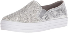 Skechers Street Womens Double up Fashion Sneaker