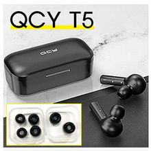 2019 summer new QCY-T5 true wireless Bluetooth headset
