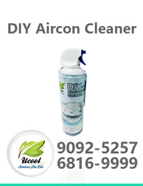 3 for $19.90 DIY Aircon Foamy Cleanser Customized For SG AC Double Strong Sterilization and Deodoran