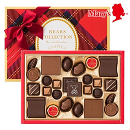 Marys CHOCOLATE LOVELY BEAR / 메리 초콜릿 러블리 곰돌이/ 발렌타인데이 설 선물 추천/쇼핑백 증정