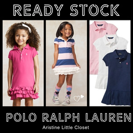 c8a781a770ec  SG READY STOCK USA PREMIUM POLO GIRLS DRESS☆Polo Ralph USA☆Baby