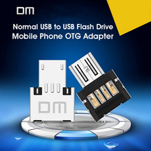 DM Micro USB to USB OTG