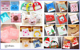 [LOW PRICE] Childrens Day! Cookies/Pastries/Goodies/Gift Bags -Cute/Xmas collection
