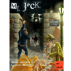 Board Games / Jack the Ripper in the New York Card Pocket Edition Jack Mr   Jack Big Collection