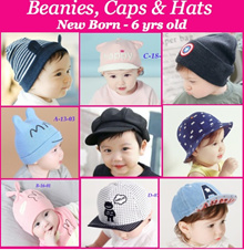 Cap/Beanies/ Hats/ Baby Caps /Kids/ Headband/Infant Hats
