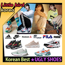 2018 FW Korean Best UGLY Shoes 19 Style Reebok / skechers / puma