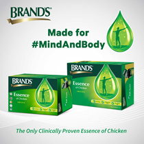 Brands Essence of Chicken  Twin Pack (1x12s + 1x 6s) - 18 bottles x 70gm
