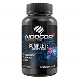 Noopept and Other Cognitive Enhancers All in One Complete Nootropic Supplement Blend: Noocor Comp...