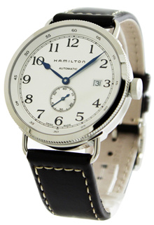 [CreationWatches] Hamilton Navy Pioneer Automatic H78465553 Mens Watch