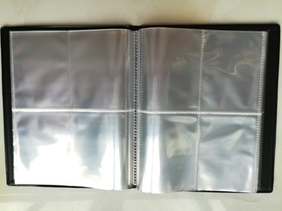 Cards Collection Book Board Game Card Album for MTG PKMD Holder Binders