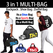 Quick View Window OpenWish. inmydrawer rate 5. ♥3 in 1 MULTI SPORTS BAG♥ Backpack  Shoe Bag Duffle bag Sports gym ... 9268021138