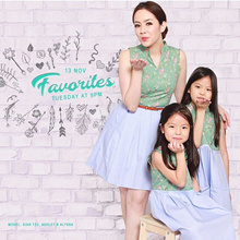 DEC UPDATE MATCHING MOTHER AND KIDS SETS DRESSES BEST CLOTHING FOR CNY
