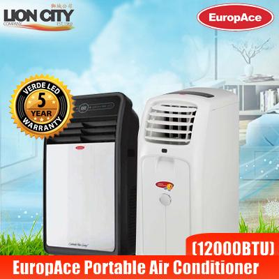 53805b31319 EuropAce Portable Air Conditioner   Aircon (12000BTU) EPAC12C   EPAC12Q  5  years warranty