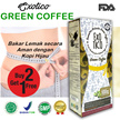 [ BUY 2 GET 1 FREE ]  EXOTICO Green Coffee 100 gr | Free shipping Jabodetabek