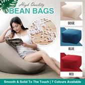 *2020 BEANBAG*MuJi/High-quality Beanbag/Bean Bag/Sofa /Cushioning Bedding/Cushion/Floor Chairs