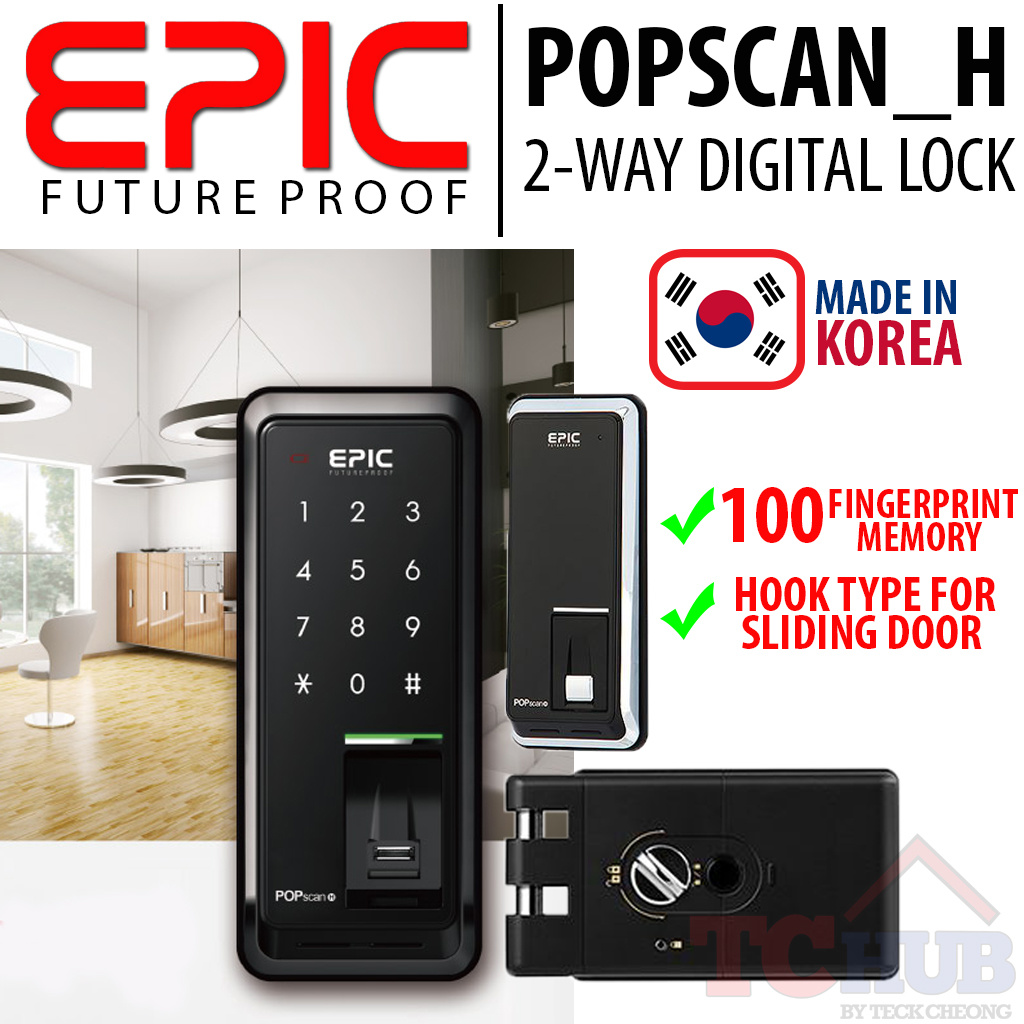 Qoo10 Epic Popscan Lock Furniture Deco