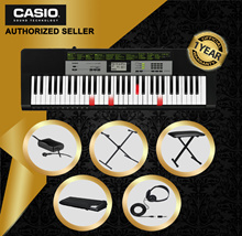 [Local Authorised Seller] Casio Keyboard LK-135 Key Lighting Piano Keyboard /  61-Key Keyboard Piano