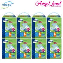 Tena Value Adult Tape Diaper M12/L10 (8 Packs)
