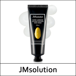 [JMsolution] JM solution ⓙ Water Luminous Golden Cocoon Hand Cream [Black] 50ml (+100ml)