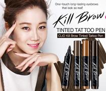 [Clio] ★ terbaik Hit Makeup Korea Bunuh Alis Tattoo Mata / Tinted Tahan Lama Gel Pensil / Alis Mascar