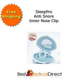Freeshipping - SleepPro Anti Snore Inner Nose Clip
