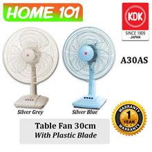KDK Table Fan 30cm Plastic Blade A30AS