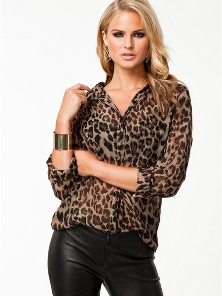 プラスサイズレディースシャツ女性6XLシフォントップスファッションロングスリーブカジュアルTシャツ