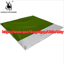 Outdoor Camping Mat Waterproof oxford cloth Mat Picnic Mattress Tent Ground Sheet Sport Yoga Blanket