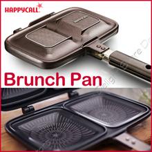 【Happycall】鈦雙面早午餐鍋.薄煎鍋 韓國正品