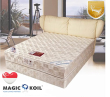 Magic Koil Orthopedic Pocketed Spring System Mattress