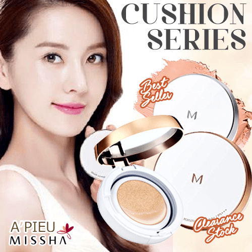 [MISSHA] M Magic Cushion Deals for only Rp165.000 instead of Rp165.000