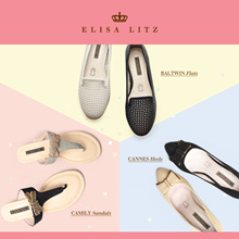 ELISA LITZ HEELS - Genuine Leather | Ladies Shoes | Women Fashion | Bestseller
