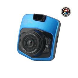 Car Camera Full HD Dash Cam Dual Reverse Recorder Night Vision 1080P Blue 2.2
